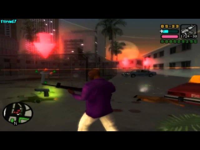 Прохождение GTA Vice City Stories Миссия 55 So Long Schlong