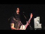 Robb Flynn of Machine Head acoustic at Brick By Brick (Part Two)