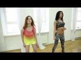 Уроки танцев – Go-Go для начинающих. Движения гоу гоу