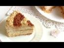 Торт СМЕТАННИК на сковороде.Простой рецепт VIKKAvideo