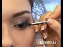 Smoky eyes - пошаговая инструкция