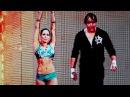 Dean Ambrose/Nikki Bella ~ Carmen