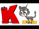 Phonics Letter- K song | Alphabets Songs For Children | Letter K Song For Babies by Kids Tv