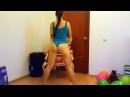 Sexy Booty Dance in a Leotard | Hot Girl Body Dance