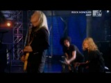 Alice In Chains &amp Gretchen Wilson Feat  Nancy Wilson   Barracuda Heart Cover Live   VH1 Rock Honours 2007