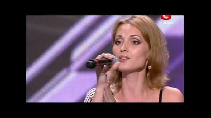 АИДА Николайчук - Колыбельная (Хфактор) / AIDA Nikolaychuk Lullaby (Xfactor)