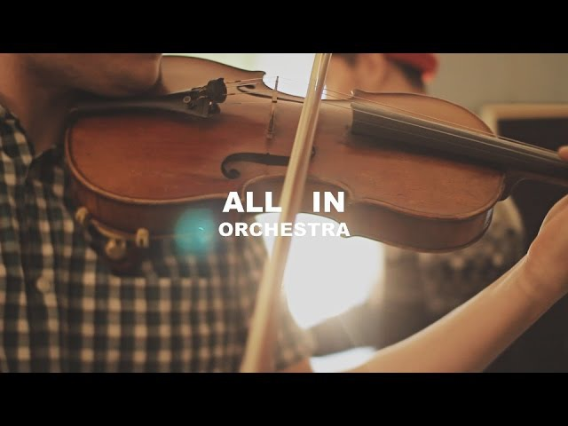 Prodigy - Omen/ All In Orchestra cover