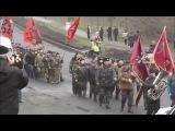 УНА-УНСО вшанувала пам'ять славетних пращурів Івана Гонту та Максима Залізняка