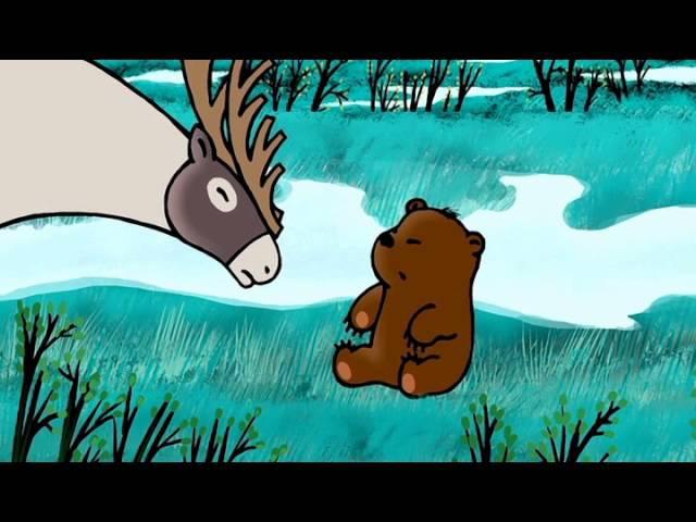 Гора самоцветов 3 7 Непослушный медвежонок