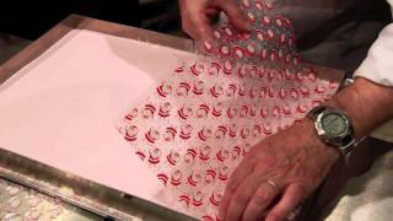 Техника приготовления Клубничной пастилы маршмеллоу от амбассадора DGF France Бруно Пасторелли