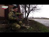 Бой на окраинах Зайцево (вид с другой камеры)