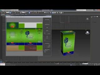 3D Max. Урок №29. Модификатор развертки Unwrap UVW.