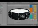 Neurofunk Drums in NI massive SNARE