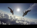 Skydiving in slow motion with Jokke Sommer GoPro Hero 4