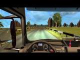 """Euro Truck Simulator 2 - Map """"Around Russia"""" beta #1"""