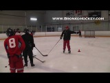 Bronko Hockey Drills for Acceleration and Agility with Jason Ricci