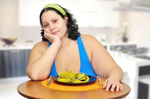 Как похудеть если вес не двигается