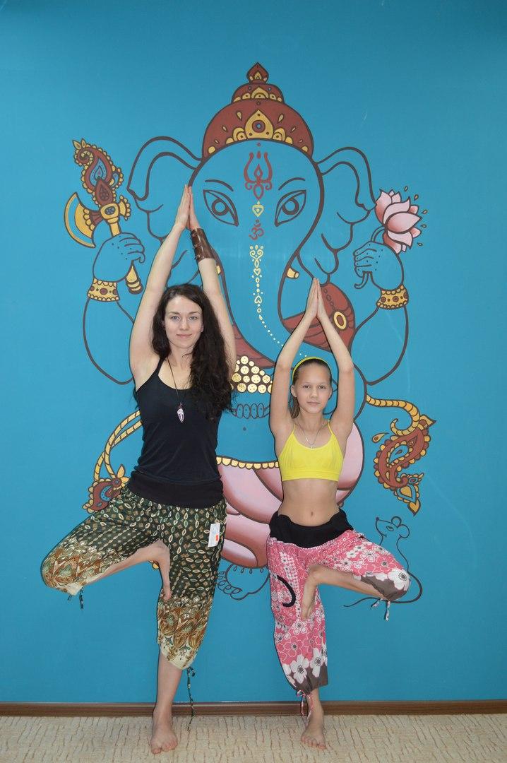 Афиша Калуга Детская йога