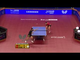 German Open 2016 Highlights_ MA Long vs ZHANG Jike (1_2)