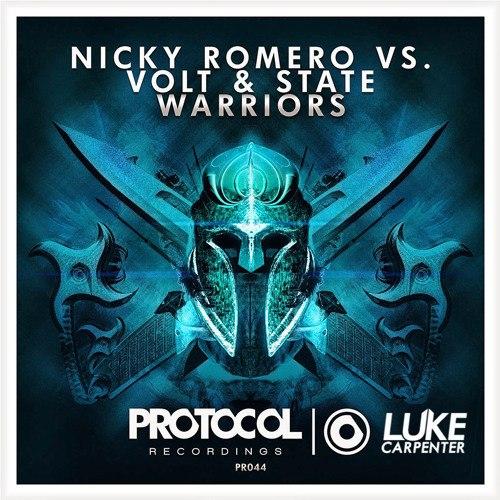 Nicky Romero Vs. Volt & State – Warriors (Luke Carpenter Edit)