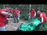 красные палатка.MTS