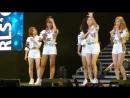 [Fancam] SNSD - Genie, Gee, Talk, Party Ending Fanservice [KCONNY 2015.08.08]