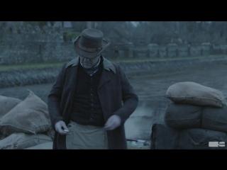Хроники Франкенштейна. Ролик о создании спецэффектов в сериале.