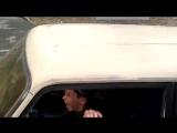 SWAG hustle Малые пацаны раскачивают жигули школьник ганстер за рулём Качают район