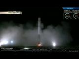 Falcon 9 впервые в истории успешно вернулась на Землю 2015 12 22