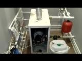 Дизельный котел отопления для дома Kiturami STS (Южная Корея)