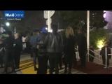 16 октября 2015 Кара, Энни Кларк и их друзья на концерте Джанет Джексон, Сан-Диего