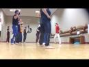 Пример детской тренировки от Contra-Mestre Pinoquio - Michigan USA