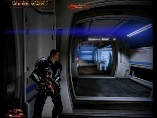 Mass Effect 2 - Истерический крик