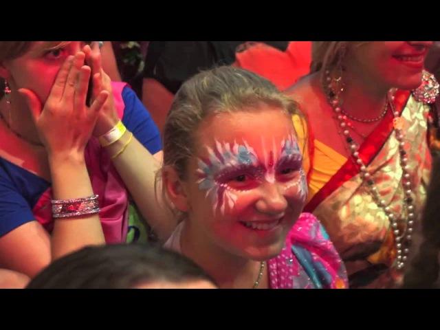 Ukraine Festival 2015 Kirtan by Niranjana Swami   Chanting and Dancing on Mahamantra