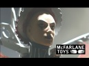 Macfarlane toys. Clive barker's tortured souls 2: the fallen. Camille noire (17)