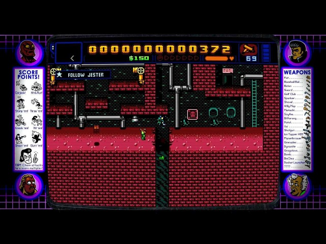 Retro City Rampage OFFICIAL Launch Trailer (October 2012)