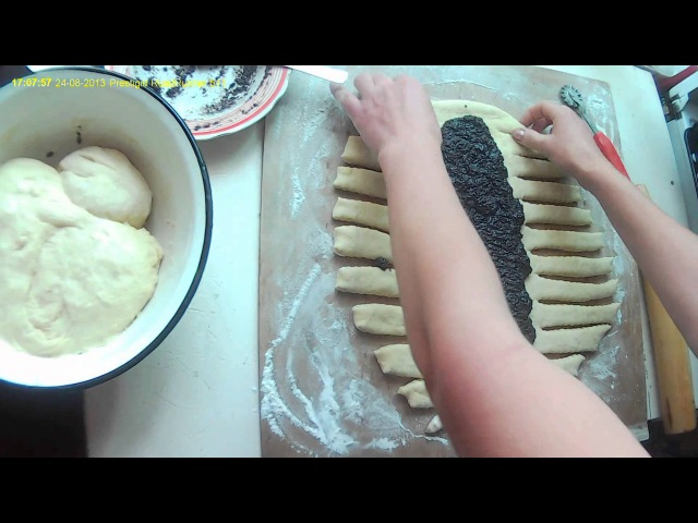 Плетенка из теста Braid the dough смотреть онлайн без регистрации