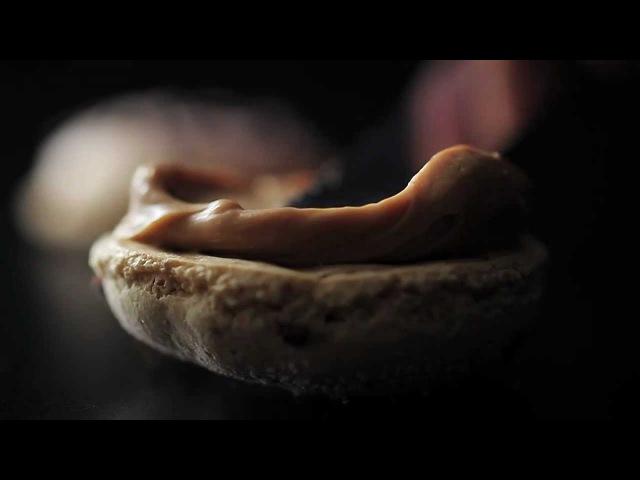 La recette des macarons croquants, café‑chocolat blanc by Carte Noire