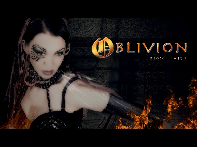 OBLIVION - Brioni Faith The Official Video Industrial Dance