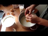 Семья Бровченко. Рецепт вкуснейшего торта Прага (Черный лес). Как делать крем для торта.