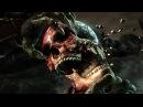 X Ray удары в Mortal Kombat X