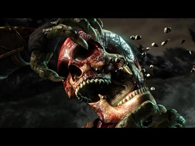 X Ray удары в Mortal Kombat X смотреть онлайн без регистрации