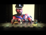 Воронеж 2014  Assassin's Creed Black Flag Bugs или Мальчишник в Сомали  Команда Dark Angels