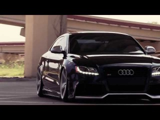 2013 Audi S5 Raw Unedited Engine Note Acceleration test