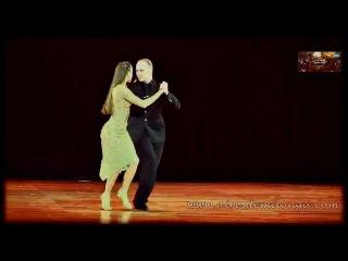 Final Escenario, Ekaterina Simonova, Stanislav fursov, Mundial de tango 2014