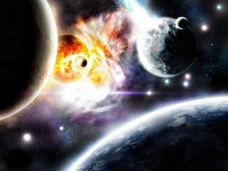 Жесточайшие и крупнейшие взрывы в космосе  2015.  Космос HD документальные фильмы