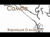 003 Samba variation D klass