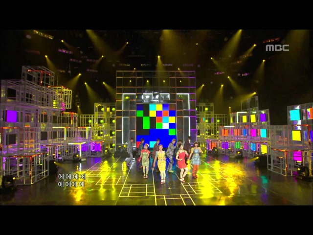 Coed School - Bbiribbom Bbaeribom, 남녀공학 - 삐리뽐 빼리뽐, Music Core 20101030