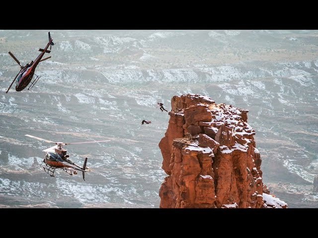 8 Disciplines of Flight Converge over Moab | Chain Reaction (4k)