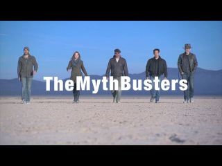 MythBusters Series Finale Video